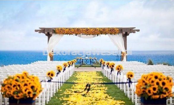 Słoneczniki - trochę słońca w weselnym menu - ciekawostki-dekoracyjne - news 8 1 e1492255361889