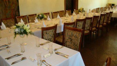 Dekoracja stołu weselnego - 101 400x225