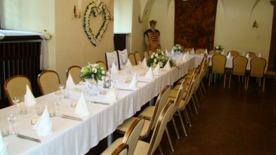 Dekoracja stołu weselnego - 102 400x225