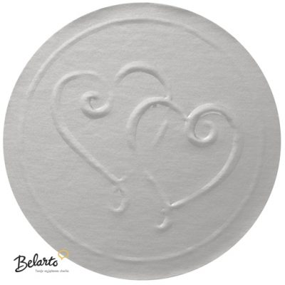 Zaproszenia Belarto - Zaproszenie na Slub symbol 111P belarto 400x400