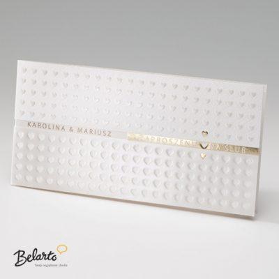 Zaproszenia Belarto - Zaproszenie na Slub symbol 723001P belarto 400x400