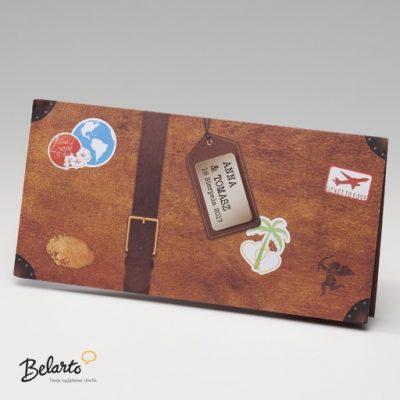 Zaproszenia Belarto - Zaproszenie na Slub symbol 723017 belarto 400x400