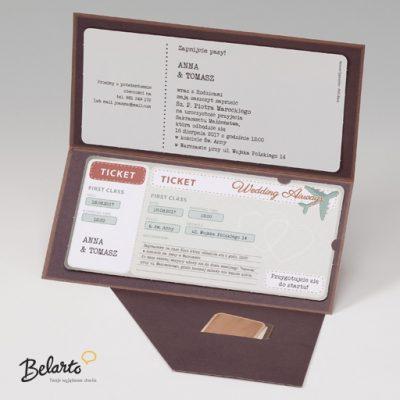 Zaproszenia Belarto - Zaproszenie na Slub symbol 723017 3 belarto 400x400