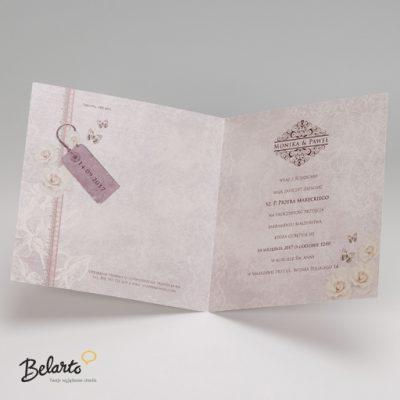 Zaproszenia Belarto - Zaproszenie na Slub symbol 723041 3 belarto 400x400