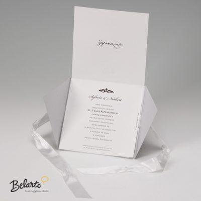 Zaproszenia Belarto - Zaproszenie na Slub symbol 723070 3 belarto 400x400