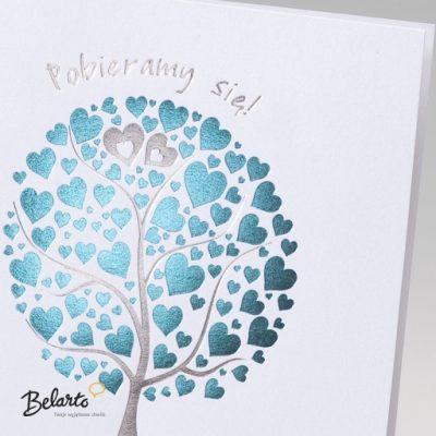 Zaproszenia Belarto - Zaproszenie na Slub symbol 723086P 2 belarto 400x400