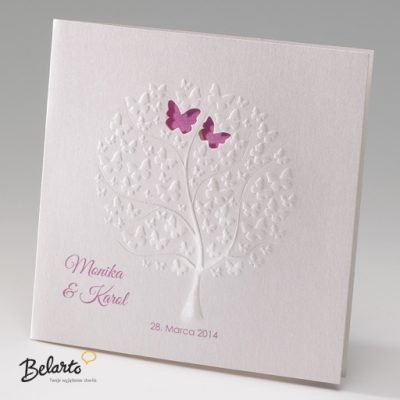 Zaproszenia Belarto - Zaproszenie na Slub symbol 723087 belarto 400x400