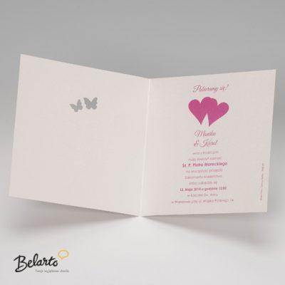 Zaproszenia Belarto - Zaproszenie na Slub symbol 723087 3 belarto 400x400