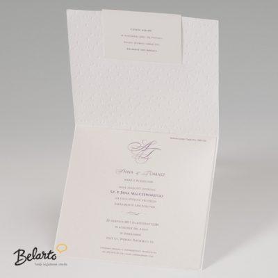 Zaproszenia Belarto - Zaproszenie na Slub symbol 723101 3 belarto 400x400