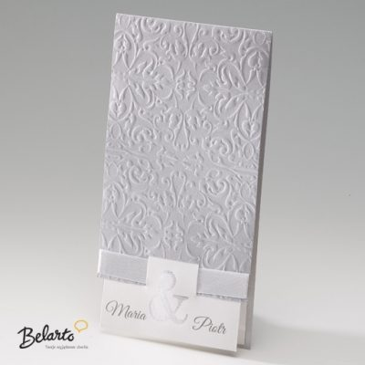 Zaproszenia Belarto - Zaproszenie na Slub symbol 723112 belarto 400x400