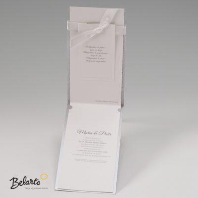 Zaproszenia Belarto - Zaproszenie na Slub symbol 723112 3 belarto 400x400