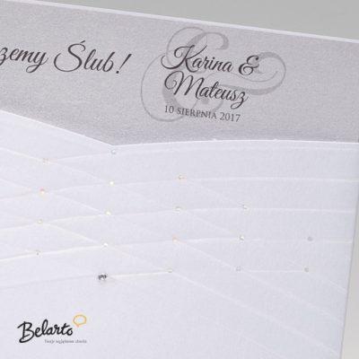 Zaproszenia Belarto - Zaproszenie na Slub symbol 723120 2 belarto 400x400
