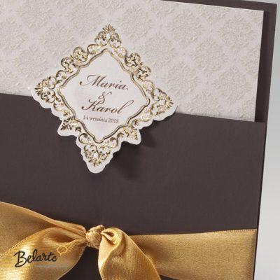 Zaproszenia Belarto - Zaproszenie na Slub symbol 723128 2 belarto 400x400