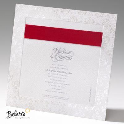 Zaproszenia Belarto - Zaproszenie na Slub symbol 723139 belarto 400x400