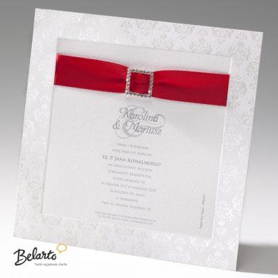 Zaproszenia Belarto - Zaproszenie na Slub symbol 723139P531L belarto 400x400