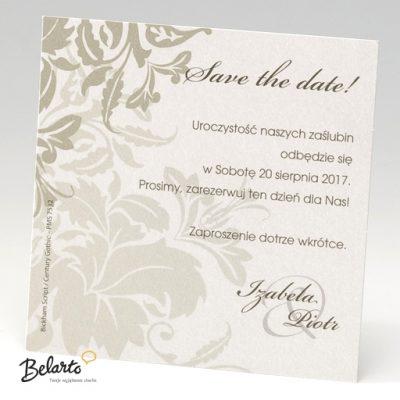 Zaproszenia Belarto - Zaproszenie na Slub symbol 723502 belarto 400x400