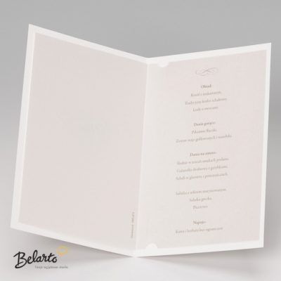 Zaproszenia Belarto - Zaproszenie na Slub symbol 723609 3 belarto 400x400