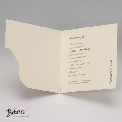 Zaproszenia Belarto - Zaproszenie na Slub symbol 723907 3 belarto 400x400