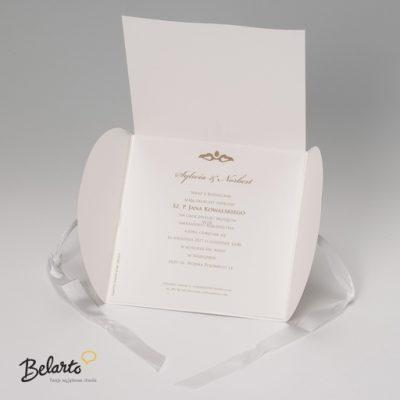 Zaproszenia Belarto - Zaproszenie na Slub symbol 724005 3 belarto 400x400