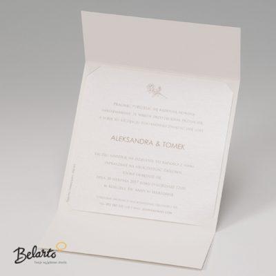 Zaproszenia Belarto - Zaproszenie na Slub symbol 724019 3 belarto 400x400