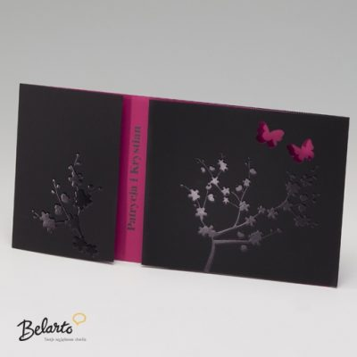 Zaproszenia Belarto - Zaproszenie na Slub symbol 724021 belarto 400x400