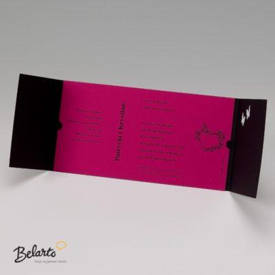 Zaproszenia Belarto - Zaproszenie na Slub symbol 724021 3 belarto 400x400