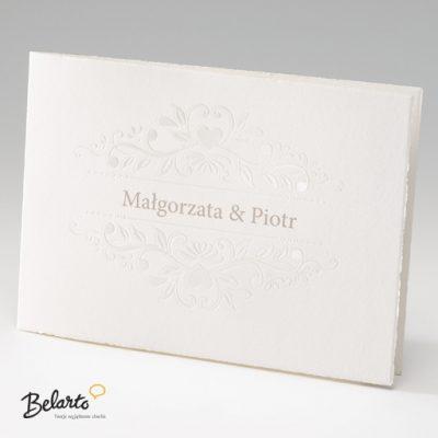Zaproszenia Belarto - Zaproszenie na Slub symbol 724022 belarto 400x400
