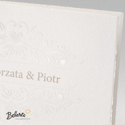 Zaproszenia Belarto - Zaproszenie na Slub symbol 724022 2 belarto 400x400