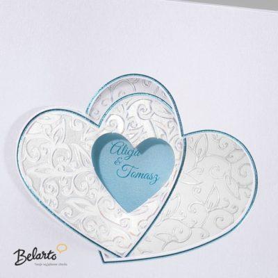 Zaproszenia Belarto - Zaproszenie na Slub symbol 724025 2 belarto 400x400