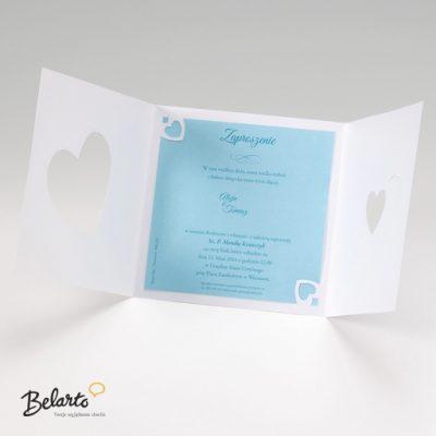 Zaproszenia Belarto - Zaproszenie na Slub symbol 724025 3 belarto 400x400