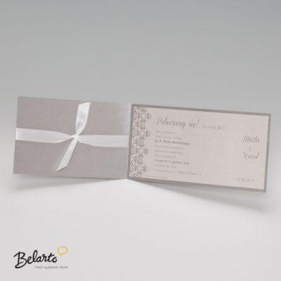 Zaproszenia Belarto - Zaproszenie na Slub symbol 724027 3 belarto 400x400