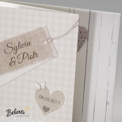 Zaproszenia Belarto - Zaproszenie na Slub symbol 724032 2 belarto 400x400