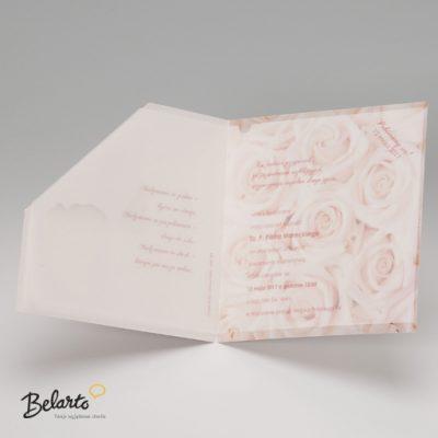 Zaproszenia Belarto - Zaproszenie na Slub symbol 724033P 3 belarto 400x400