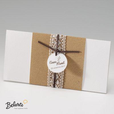 Zaproszenia Belarto - Zaproszenie na Slub symbol 724036 S belarto 400x400