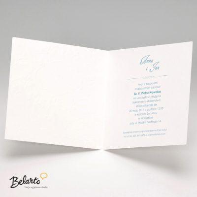 Zaproszenia Belarto - Zaproszenie na Slub symbol 724048 3 belarto 400x400