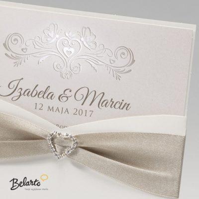 Zaproszenia Belarto - Zaproszenie na Slub symbol 724056 2 belarto 400x400