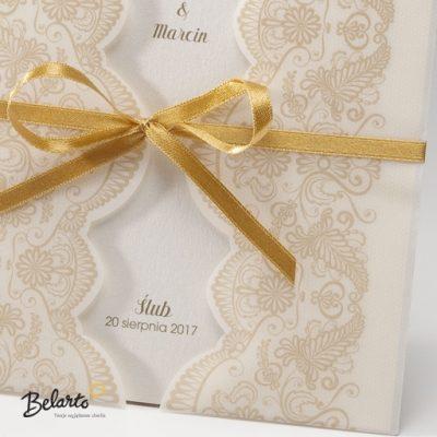 Zaproszenia Belarto - Zaproszenie na Slub symbol 724057 2 belarto 400x400