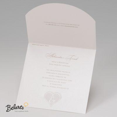 Zaproszenia Belarto - Zaproszenie na Slub symbol 724085 3 belarto 400x400