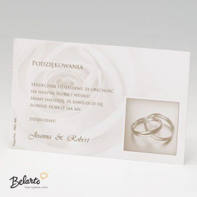 Zaproszenia Belarto - Zaproszenie na Slub symbol 724503 belarto 400x400