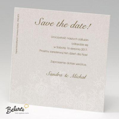 Zaproszenia Belarto - Zaproszenie na Slub symbol 724506 belarto 400x400