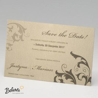 Zaproszenia Belarto - Zaproszenie na Slub symbol 724518 belarto 400x400