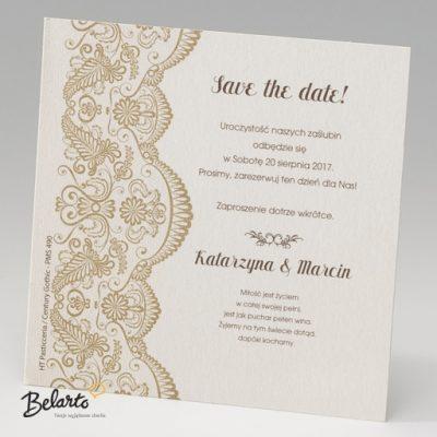 Zaproszenia Belarto - Zaproszenie na Slub symbol 724557P belarto 400x400