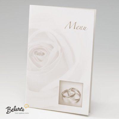 Zaproszenia Belarto - Zaproszenie na Slub symbol 724603P belarto 400x400