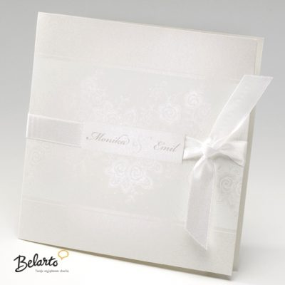 Zaproszenia Belarto - Zaproszenie na Slub symbol 724906 belarto 400x400