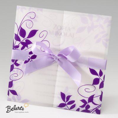 Zaproszenia Belarto - Zaproszenie na Slub symbol 724920 belarto 400x400
