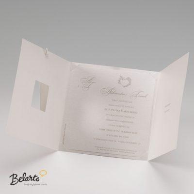Zaproszenia Belarto - Zaproszenie na Slub symbol 724923 3 belarto 400x400