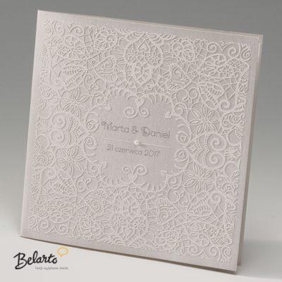 Zaproszenia Bella - Zaproszenie na Slub symbol 725003P bella 400x400
