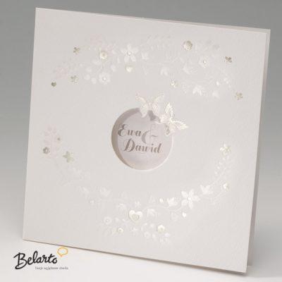 Zaproszenia Bella - Zaproszenie na Slub symbol 725008P bella 400x400