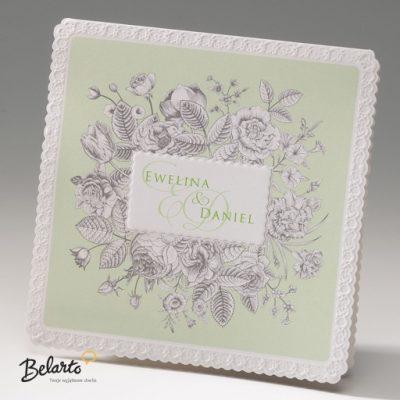 Zaproszenia Bella - Zaproszenie na Slub symbol 725012P bella 400x400