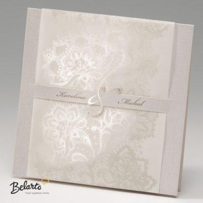 Zaproszenia Bella - Zaproszenie na Slub symbol 725014Pl bella 400x400